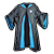 Blue Wizard Robe