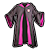 Pink Wizard Robe