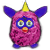 Pinkypuff the Furby