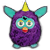The Furby Formerly Known as Purplepoof